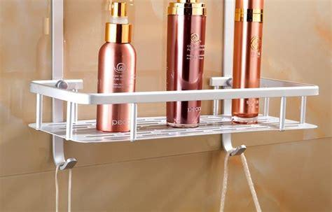 Rak Kosmetik Aluminium rak dinding kamar mandi aluminium grosir cirebon