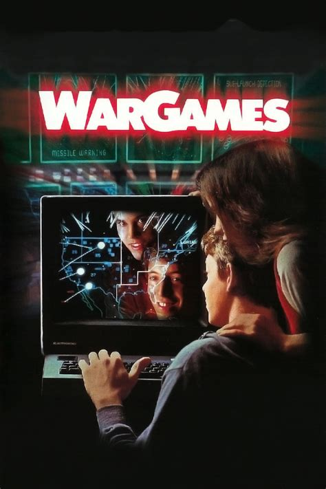Wargames 1983 Film Williams Film Review John Badham Double Feature Wargames And Short Circuit