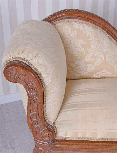 ottomane chaiselongue k 246 nigliches sofa ottomane chaiselongue barocksofa ottomane