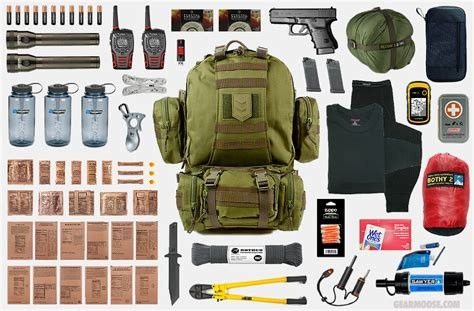 53 essential bug out bag supplies how to build a suburban go bag you can rely upon books bug out bag 3 gearmoose