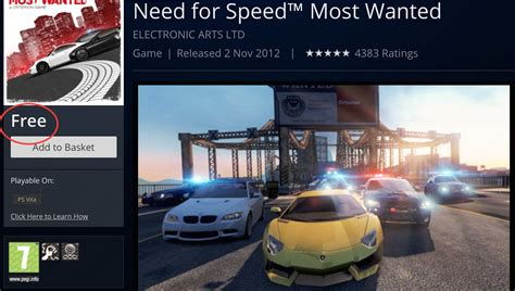 Ps Vita Need For Speed Most Wanted need for speed most wanted 2 ps vita free afalload