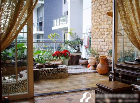 garden home interiors garden design ideas to balcony model home interiors