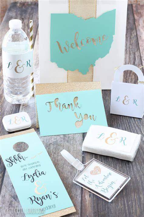 Wedding Gift Guest by Diy Wedding Guest Gift Bags Essentials Lydi Out Loud