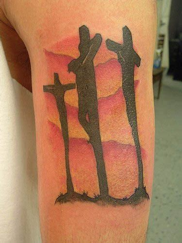 cross silhouette tattoo 17 best ideas about jesus on cross on