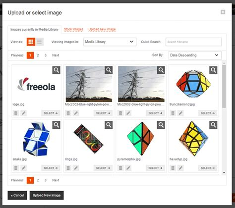 tutorial website builder adding images to your pages using the instantpro website