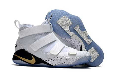 Promo Sepatu Basket Nike Lebron Soldier 11 wholesale nike lebron soldier 11 black white