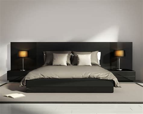 back of bed 58 awesome platform bed ideas design the sleep judge