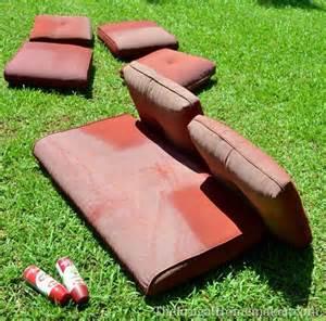 Patio Cushions Faded Restore Faded Patio Cushions Trusper