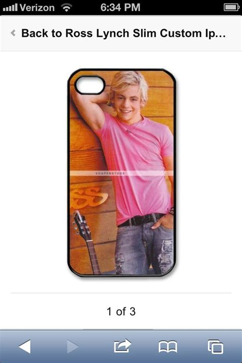Ross Lynch Z1211 Iphone 4 4s 61 best iphone images on handmade