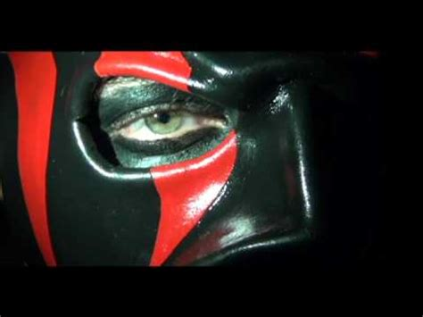 my new kane mask youtube