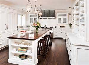 Modest U Shaped Kitchen Designs With Island At Collection Gallery
