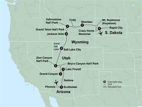 escorted national park tours