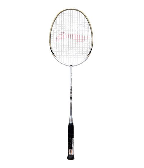 Raket Lining High Carbon 1900 li ning high carbon 1900 badminton racket unstrung buy