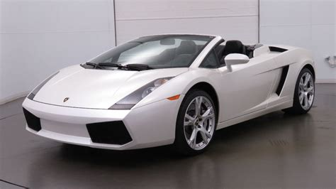 used lamborghini gallardo 2008 used lamborghini gallardo 2dr convertible spyder at