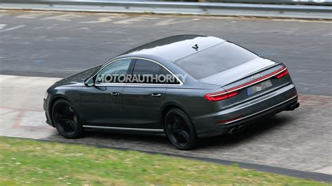 audi  spy shots  video