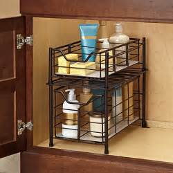 bathroom cabinet organizers buy bathroom organizers from bed bath beyond
