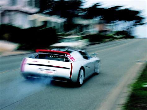 Alfa Romeo Scighera by Alfa Romeo Scighera 1997 Concept Cars