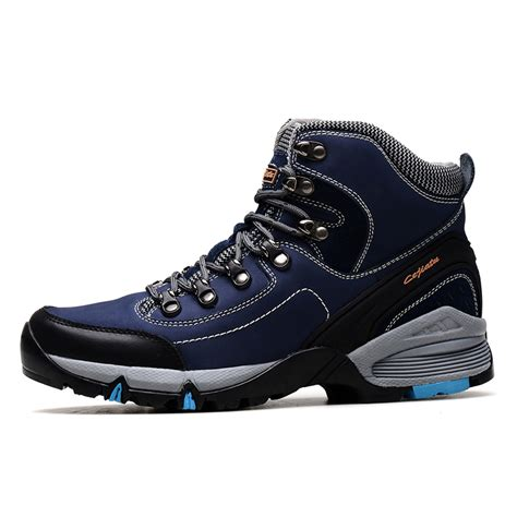 walking boots sale mens mens hiking boots waterproof shoes 2015 winter leather