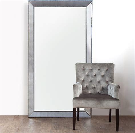 Z Gallerie Floor Mirror by Floor Mirrors