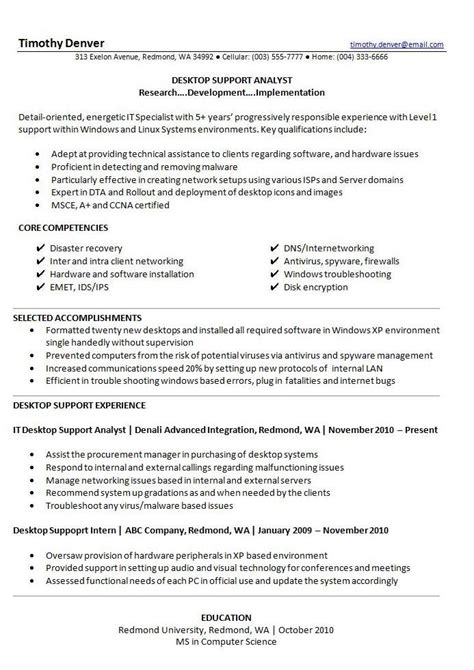 Best Resume Sles 2015 Cv Template Word 2015 Http Webdesign14