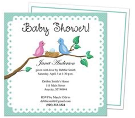 baby shower templates for mac baby shower invitations template celebrate tree shower