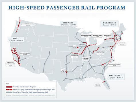 texas high speed rail map texas doesn t its act together on high speed rail u s transportation says