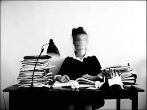 Chained To The Desk by Chained To The Desk Do Some Survivors Cope By Overworking Science Of The Spirit