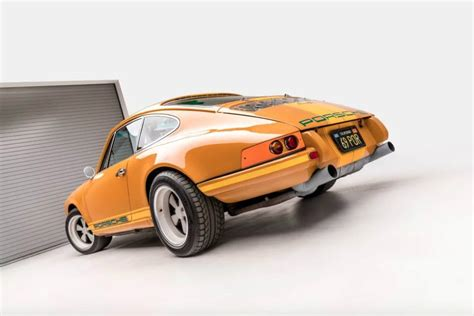 Porsche Remake by De Ge 252 Pgrade Porsche 911 Is Een Feest Voor Het Oog