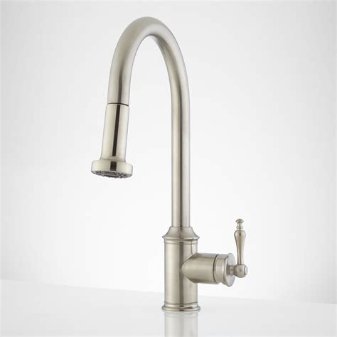 install  single hole kitchen faucet