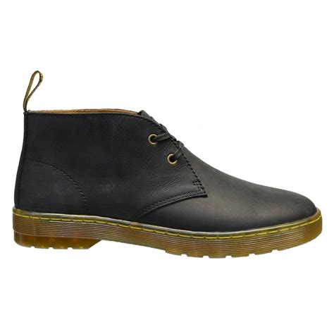 dr martens dr martens cabrillo leather black sc1
