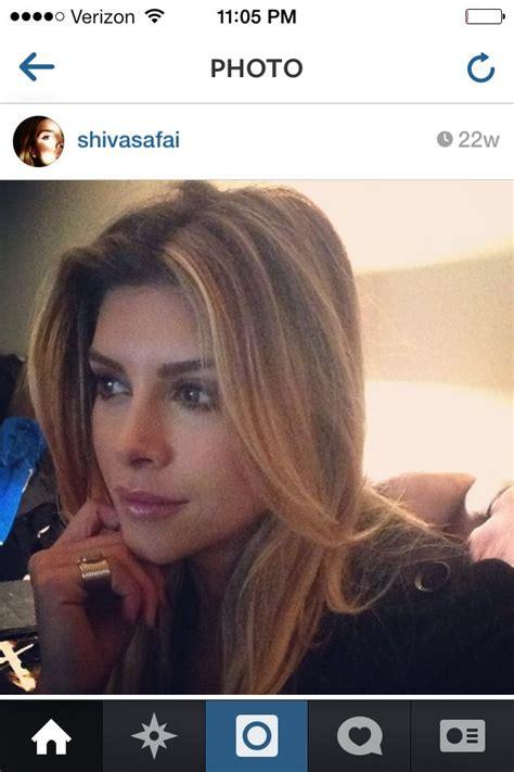 shiva safai hair color shiva safai hair makeup makeup pinterest shiva and hair