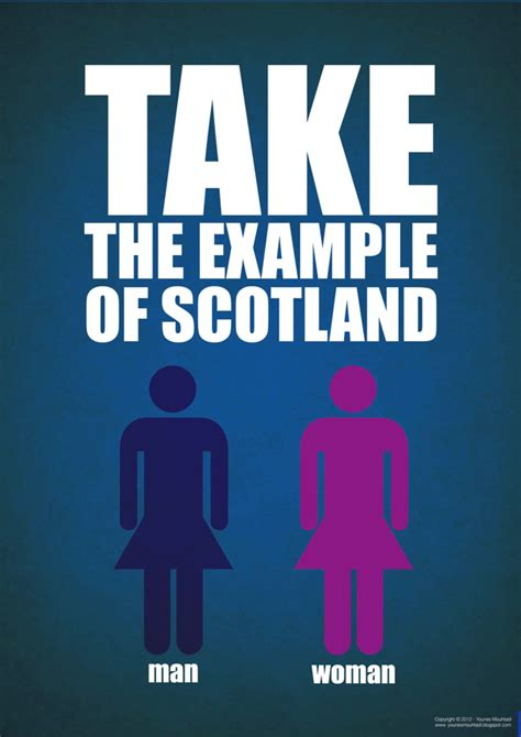 Going To The Bathroom Too Often Take The Example Of Scotland Askhermore Gender Equality