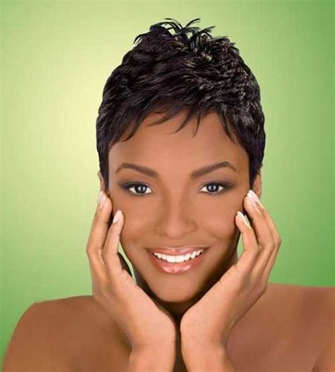 20 short pixie haircuts for black women 2015 decor black women short hairstyles 2014 2015 short