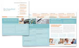 firm newsletter templates management consulting newsletter template word publisher