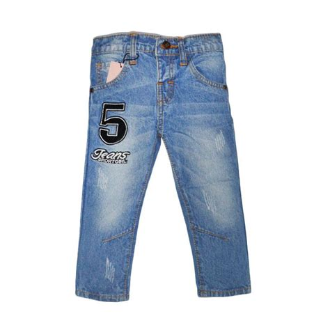 Celana Anak Celana Ripped Anak Celana Panjang Anak jual verina baby model ripped celana panjang anak