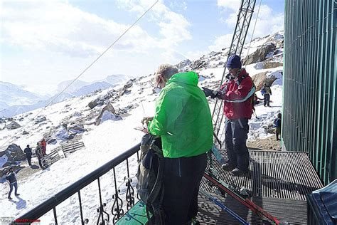 gulmarg gondola in january 2015 youtube kashmir in january srinagar sans snow after floods