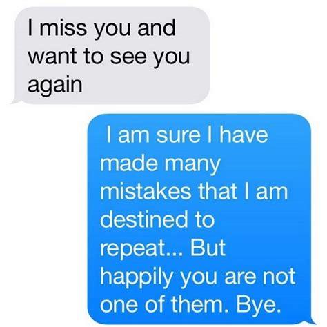 texts from texts from your ex instagram ex boyfriends ex girlfriends