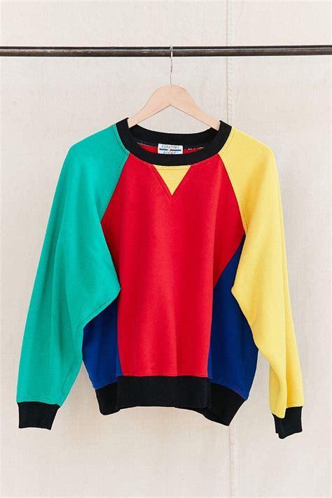 Color Block Sweater best 25 color block sweater ideas on color