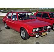 1975 Alfa Romeo Alfetta Photos Informations Articles