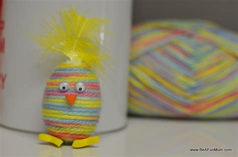 wool craft for easter craft and activities be a