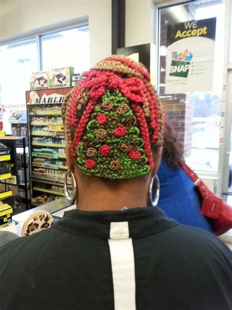 christmas tree hair global hair health growth expert