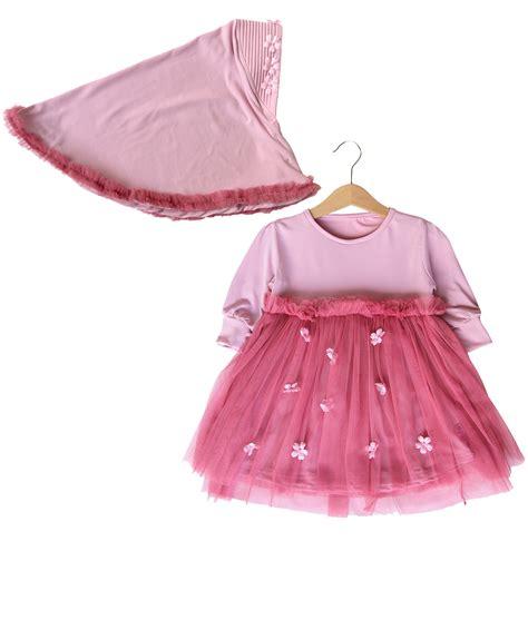 Jilbab Beetle Size No 0 Bayi almira tutu dress jilbab pink size 5 6t kicau kecil