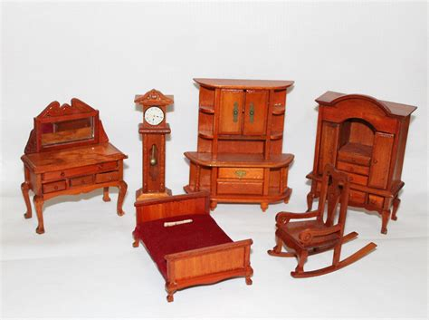 wooden doll houses with furniture antique dollhouse furniture antique dollhouse furniture biedermeier 2 drawer dresser