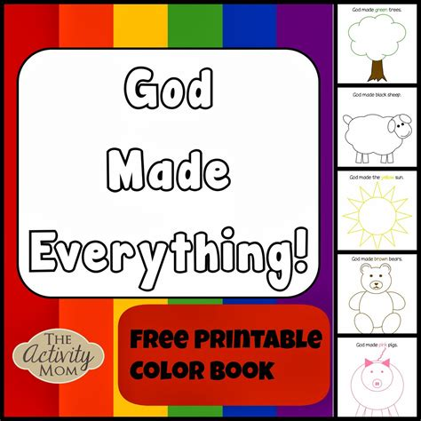 everything tells us about god books children s bible crafts worship god