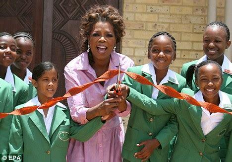 Wedding Song School by Tiny Virginia Makopo Matron At The Oprah Winfrey