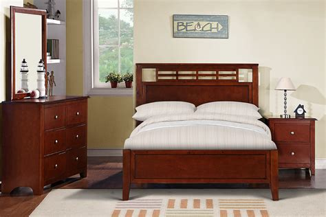 4 piece bedroom set twin or full huntington beach furniture