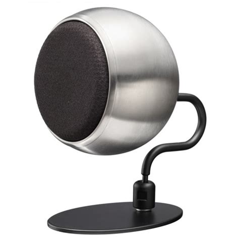 anthony gallo a anthony gallo s strikingly spherical speakers audio