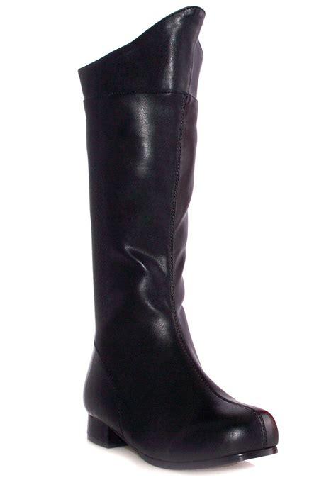 black boots boys black boots