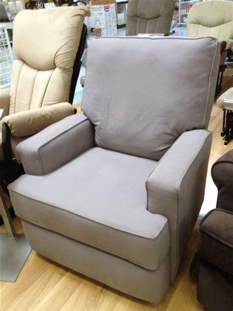 best chairs kersey glider recliner kersey swivel rocker glider in gray at bru best chairs