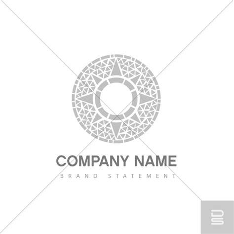 mosaic pattern logo antique mosaic sun compass logo diguiseppi studios